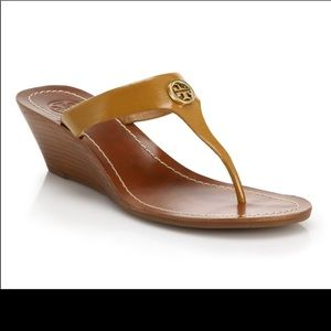 Tory Burch Cameron Thong Wedge Sandal
